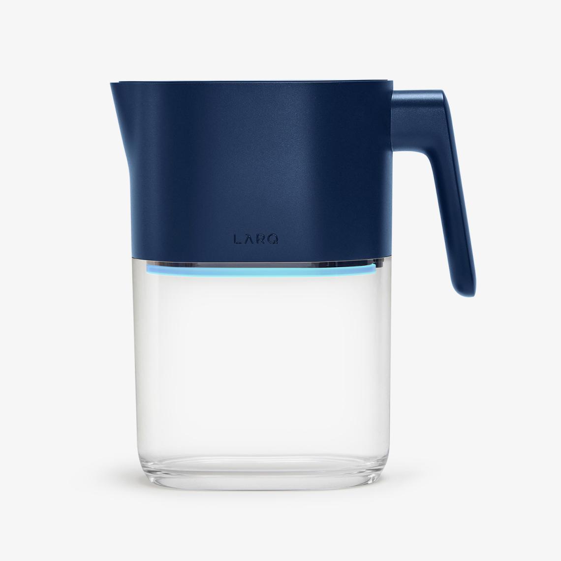 LARQ Pitcher PureVis - Monaco Blue